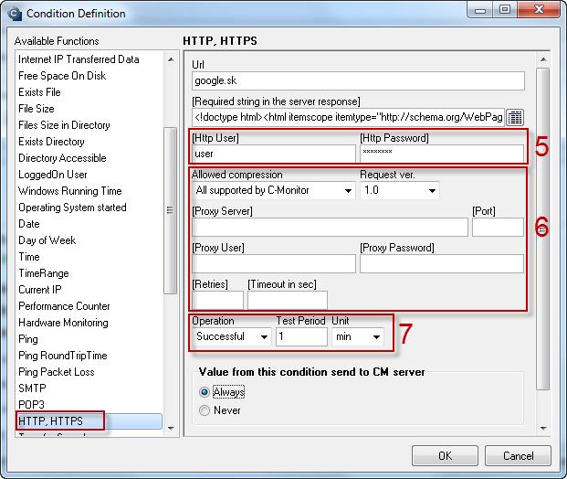 Obrázok: HTTP, HTTPS