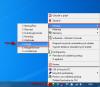 Spustenie C-Image pre obnovu záloh cez Tray menu C-Monitor ikonky