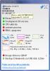 Každý údaj má hint, príklad uptime počítača v hinte k sieťovému menu PC.