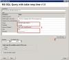Zadajte SQL server (voľba názvu je popísaná v prípade vyššie), názov databázy, prístupové údaje