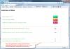 Ukážka nadefinovaného archívu súborov