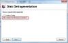 Pri voľbe programu pre vykonávanie defragmentácie zvolíte Auslogics Disk Defrag