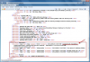 Log otvorený priamo z disku s príčinou chybného zálohovania